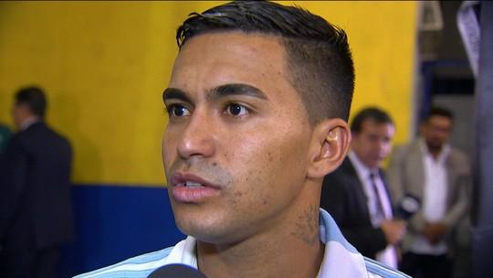Dudu comenta críticas da torcida e vitória do Palmeiras sobre o Boca Juniors