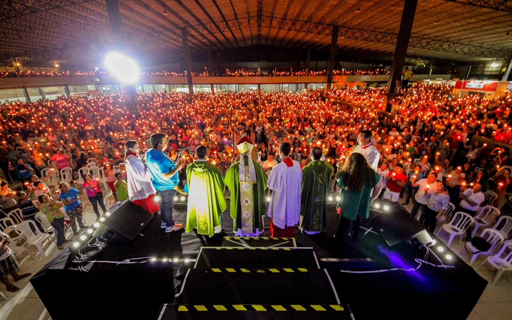 Confira a programação dos eventos religiosos nesta segunda-feira em Campina Grande