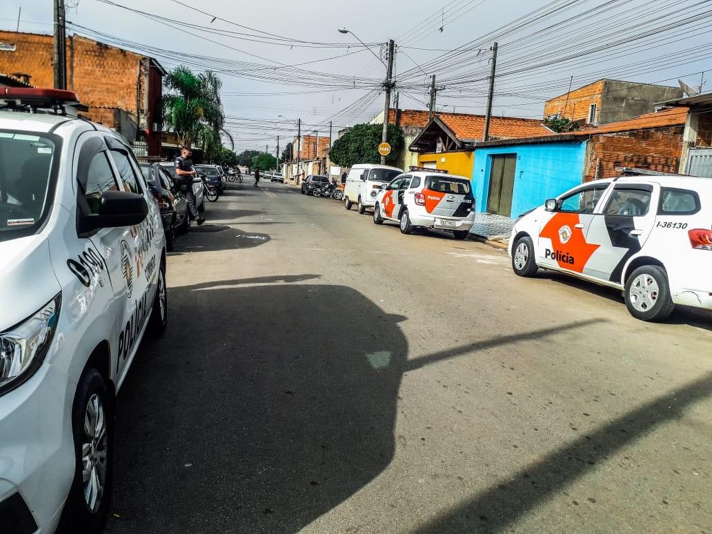 Jovem suspeito de bater a cabeça da mãe na parede é preso por violência doméstica em Limeira