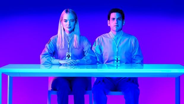 O primor visual de 'Maniac', da Netflix (Foto: Netflix/Divulgação)