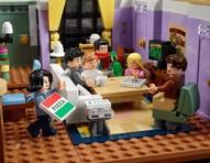 LEGO lança coleção para montar apartamentos de Friends