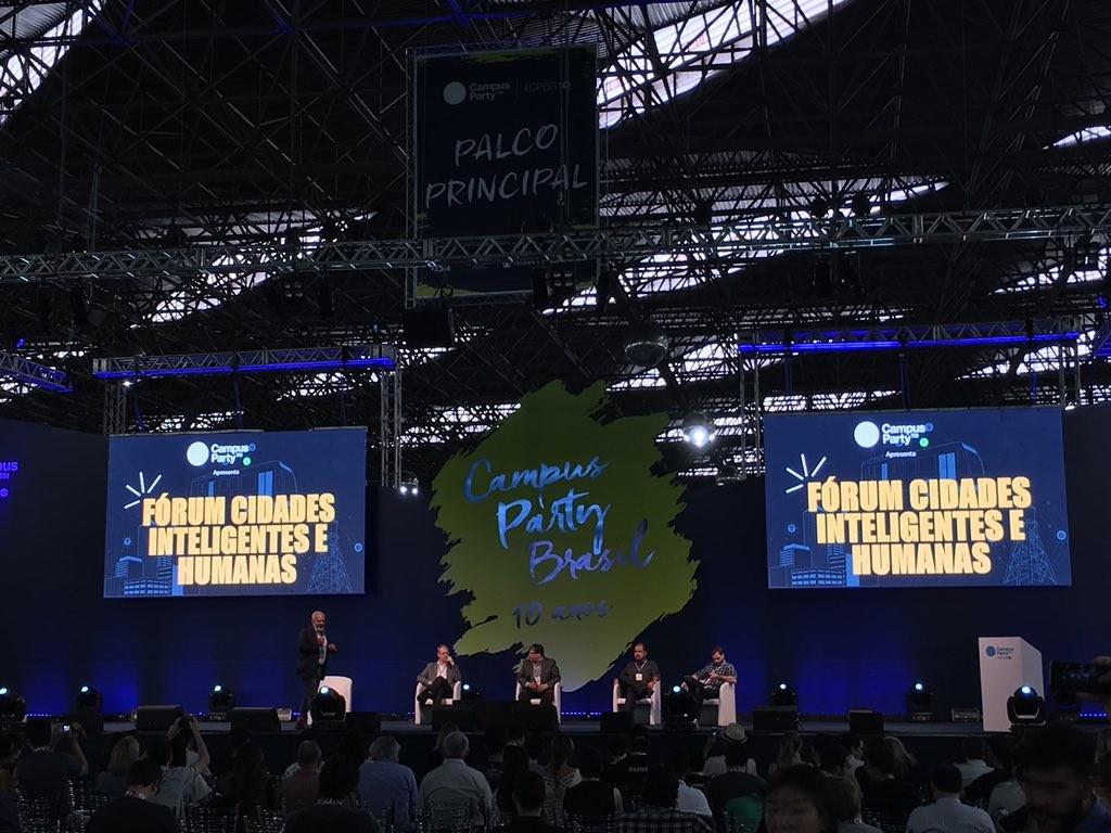 Feira tecnológica 'Campus Party' leva workshops e palestras para Salvador