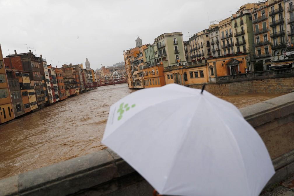 Resultado de imagem para Tempestade Glória deixa 7 mortos na Espanha