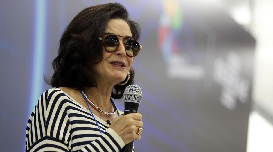 A jornalista Gloria Kalil dá dicas de etiqueta para empreendedores (Foto: Divulgação)
