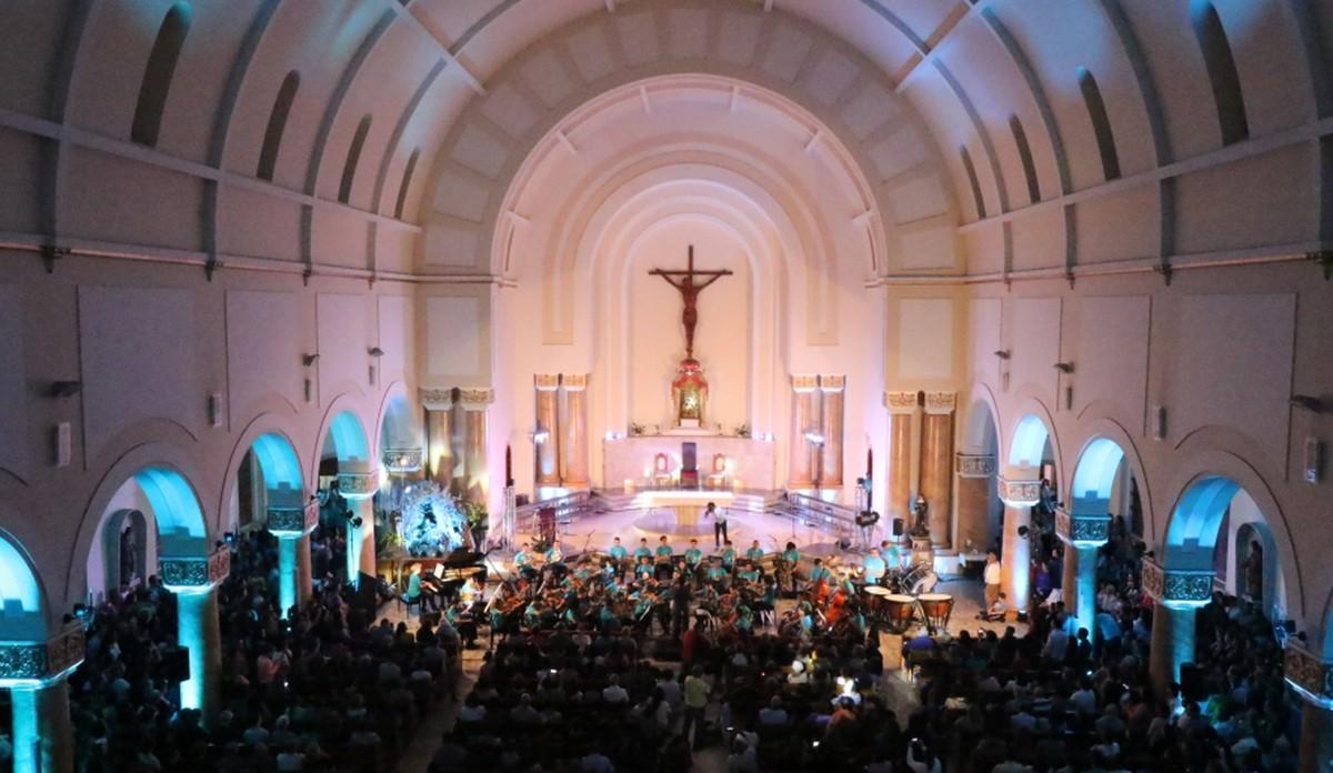 Catedral de Sant'Anna recebe Cantata de Natal nesta quinta