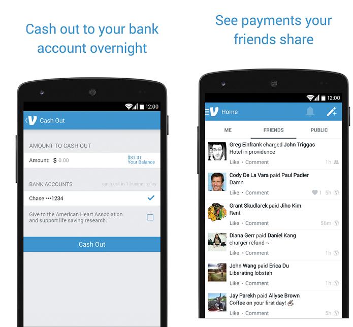 Venmo é um serviço de transferências bancárias online (Foto: Divulgação)