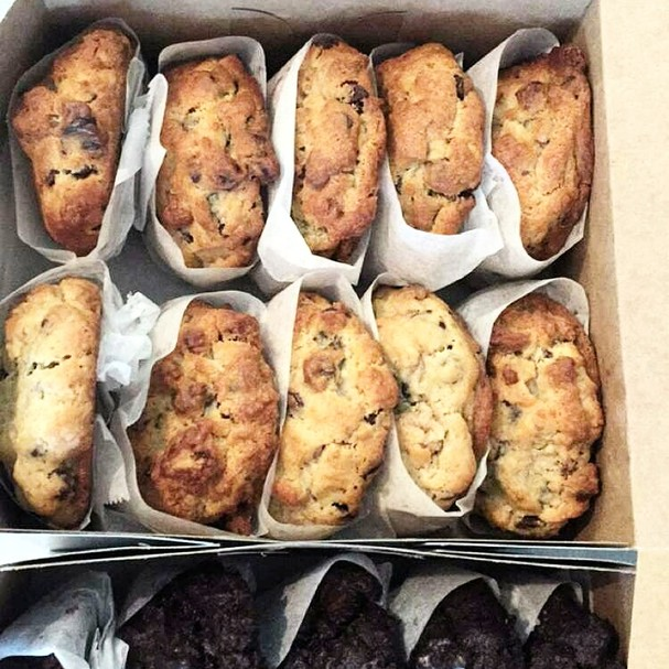 Levain Bakery (Foto: Fernanda Paronetto)