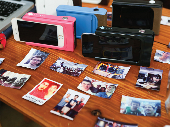 polaroid printer for iphone transforma smartphone em c 226 mera polaroid que revela 15879