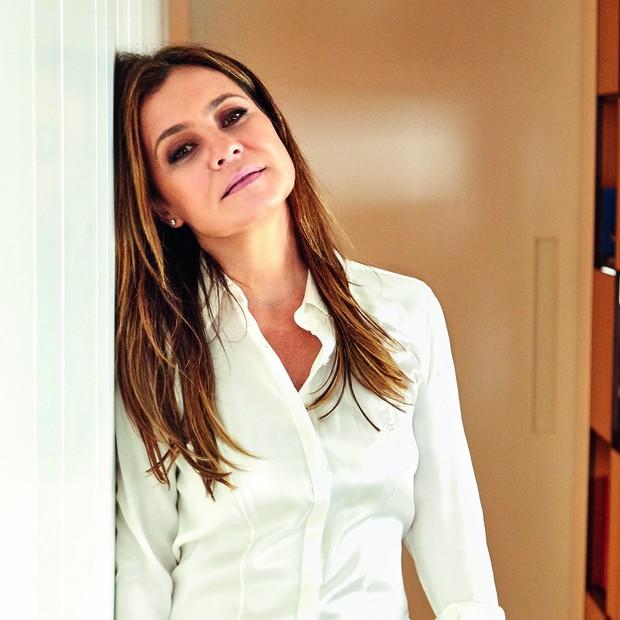 """Adriana Esteves: """"A Carminha foi o maior gozo da minha vida"""" (Foto: Nana Moraes)"""