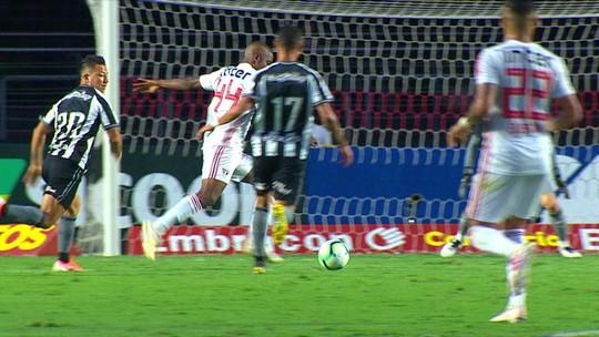São Paulo busca recuperação no Brasileirão contra equipes de sequência invicta; relembre
