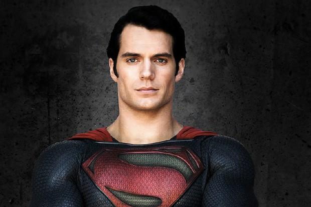 Henry Cavill como Superman (Foto: Reprodução)