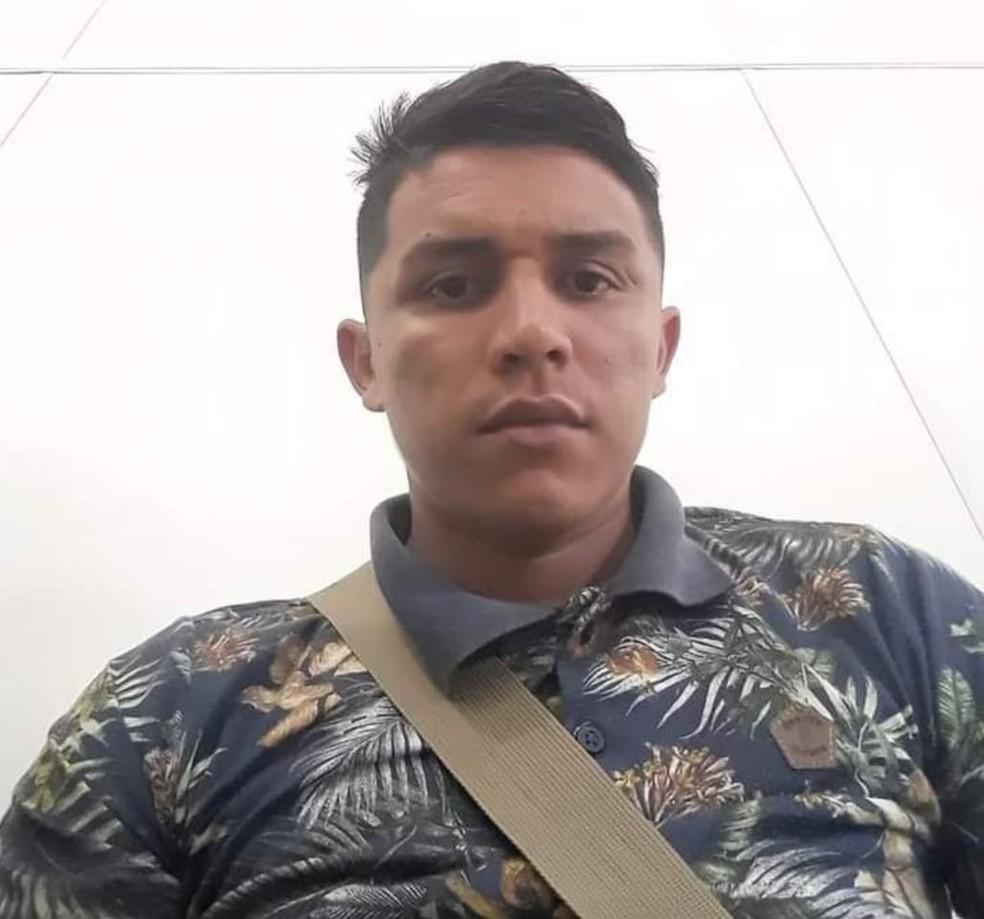 Helton Sarmento Lopes, 27 anos — Foto: Arquivo pessoal