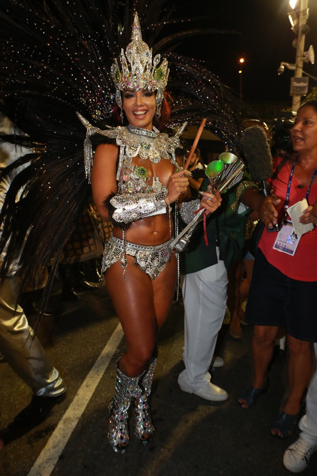 Milena Nogueira (Foto: Dilson Silva / AgNews)