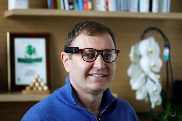 Ziv Aviram, fundador da Mobileye e CEO da OrCam  (Foto: Divulgação )