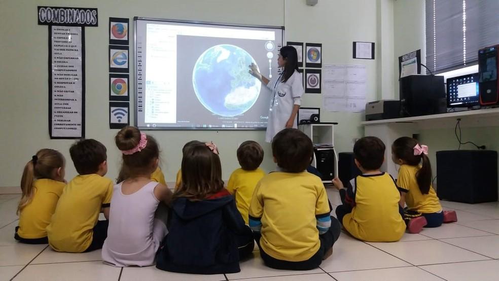 Maior desafio é na matrícula de crianças que vão começar a vida escolar. Foto de Arquivo/G1 — Foto: Divulgação