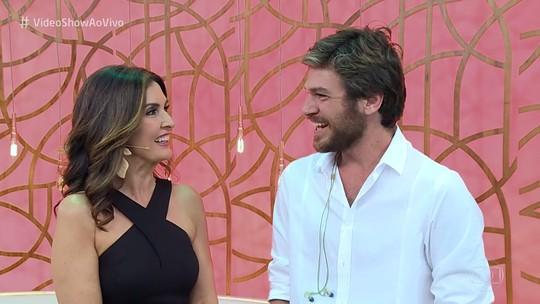 Fátima Bernardes comenta participação na novela 'Segundo Sol' e admite nervosismo