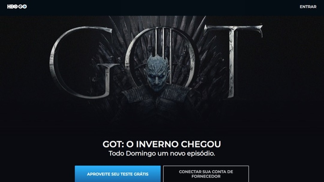 HBO GO | Download | TechTudo