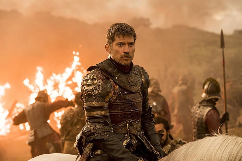 Nikolaj Coster-Waldau interpreta Jaime Lannister em 'Game of thrones' — Foto: Divulgação/HBO