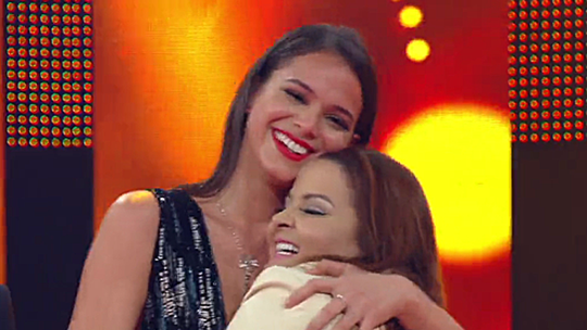 Maiara deixa Bruna Marquezine sem graça ao citar namorado e internautas apostam em Neymar