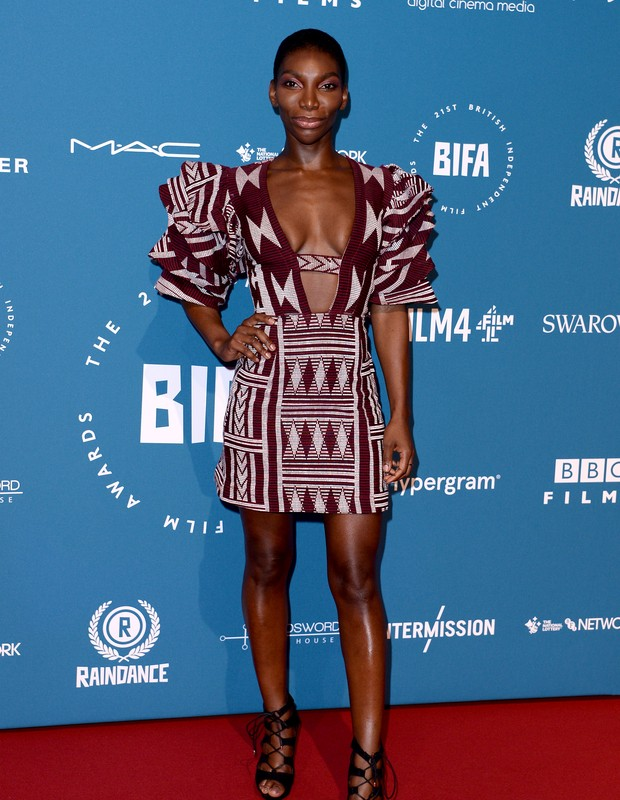 Michaela Coel (Foto: Getty Images)