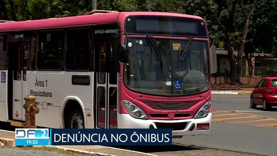 Polícia investiga denúncia de importunação sexual dentro de ônibus no DF