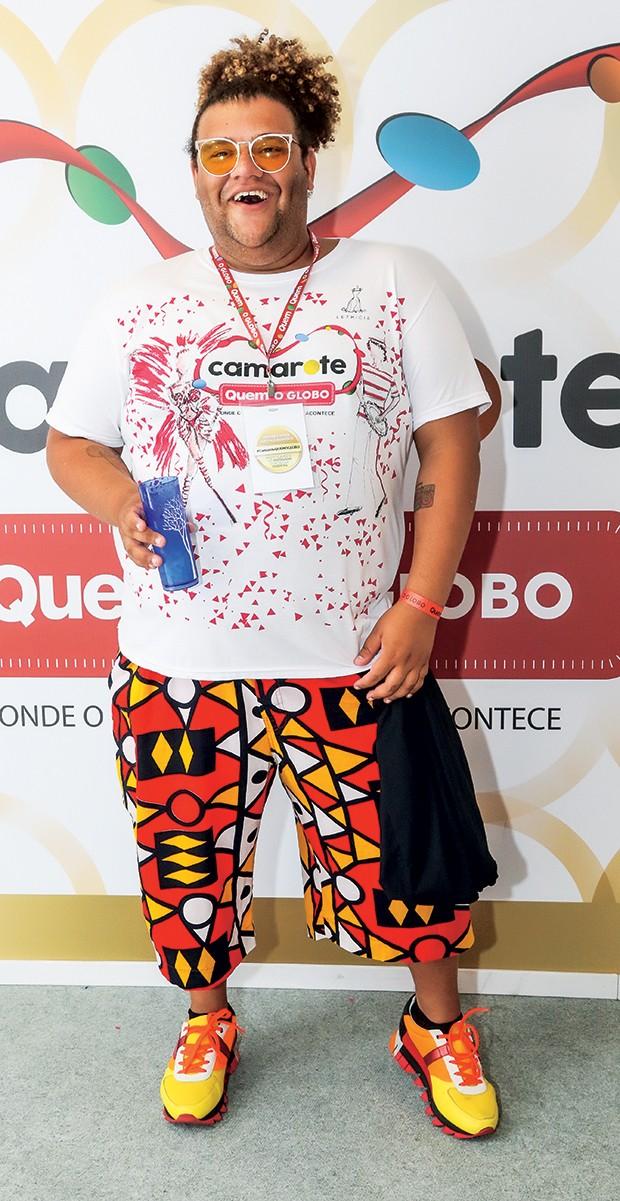 Gominho (Foto: Daniel Janssens/ QUEM)