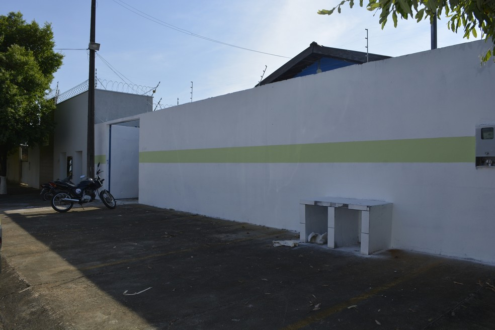 Sine de Ariquemes agora está localizado na Rua Vitória Régia, 2544, no Setor 4 (Foto: Jeferson Carlos/G1)