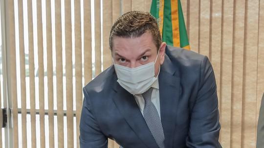 Foto: (Daniel Estevão/MJSP)