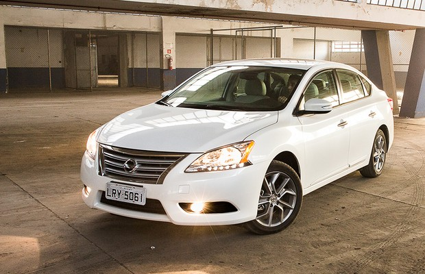 Avaliação: Nissan Sentra 2.0 Unique - AUTO ESPORTE   Análises