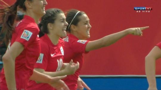 Inglaterra derrota a Alemanha e fica em terceiro no Mundial Feminino