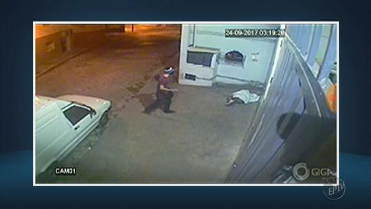 Andarilho é agredido por jovem enquanto dormia em rua no Sul de MG