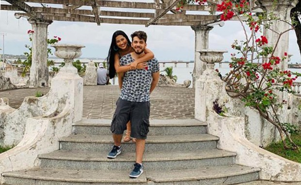 Thaynara OG e Gustavo Mioto (Foto: Reprodução/Instagram)
