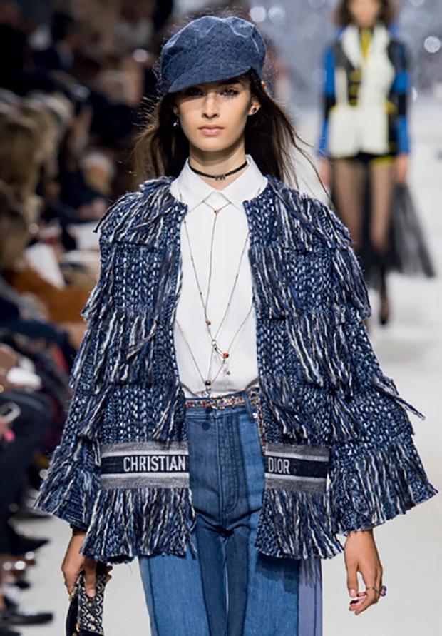 Dior/verão 2018 (Foto: Reprodução e divulgação)