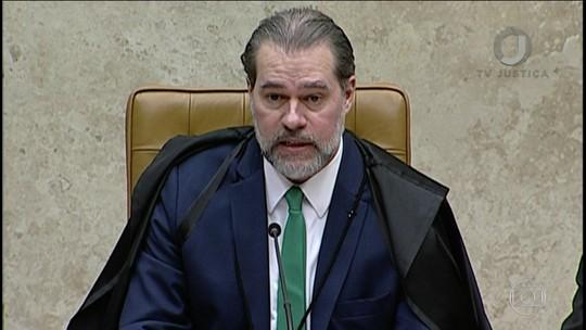 Toffoli rechaça ditadura, fascismo, comunismo e racismo em sessão pelos 30 anos da Constituição