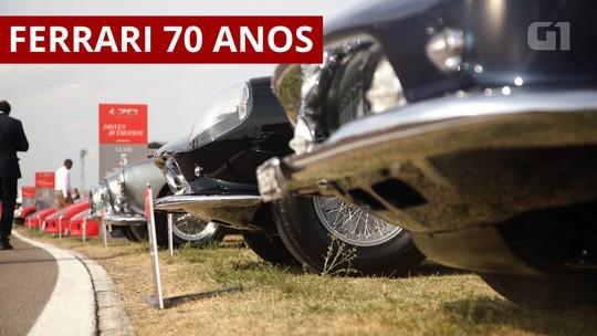 Presidente da Ferrari 'fala muito sério' sobre lançar um SUV