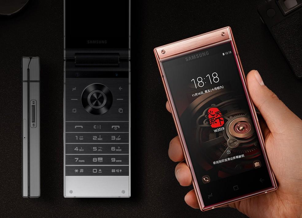 Celular tem ficha técnica avançada com Snapdragon 845 e memória RAM de 6 GB — Foto: Divulgação/Samsung