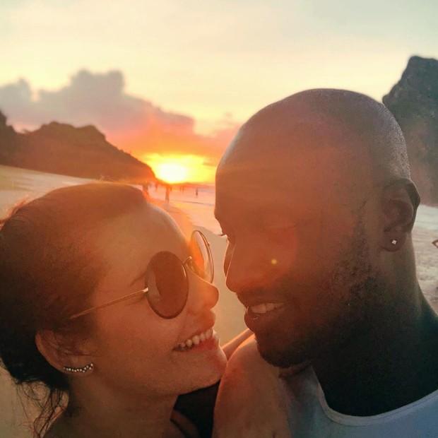 Fernando Souza e Thiaguinho (Foto: Reprodução/Instagram)