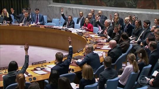Conselho de Segurança da ONU aprova pedido de cessar-fogo na Síria
