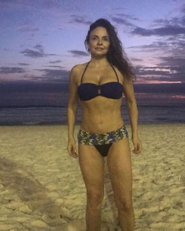 Luiza Tomé (Foto: Reprodução/Instagram)