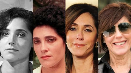 No aniversário de Christiane Torloni, veja momentos da atriz no 'Vídeo Show'