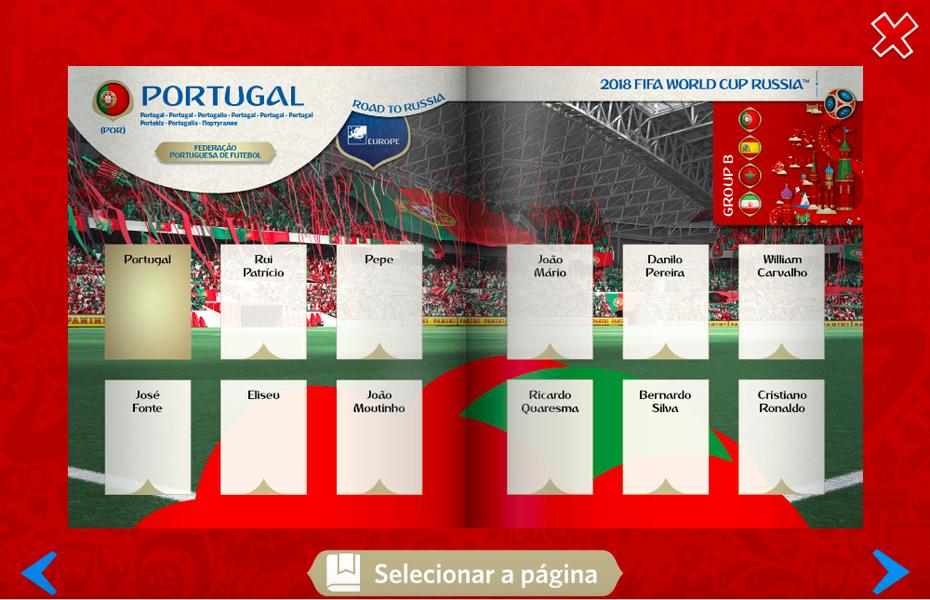 99e9db5ce473a Brasileiros fazem bonito com app que gerencia Álbum da Copa 2018
