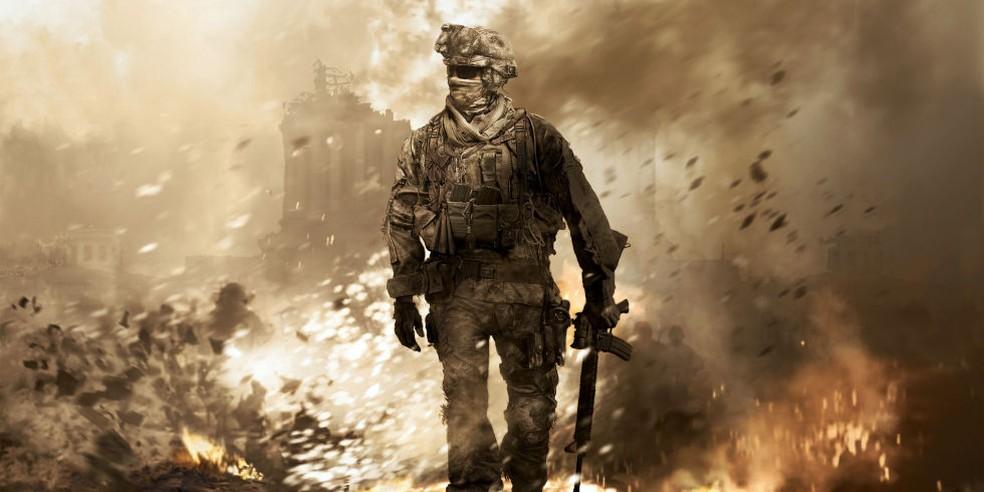 Call of Duty Modern Warfare 2 é um dos games em oferta para Xbox 360 (Foto: Divulgação/Activision)