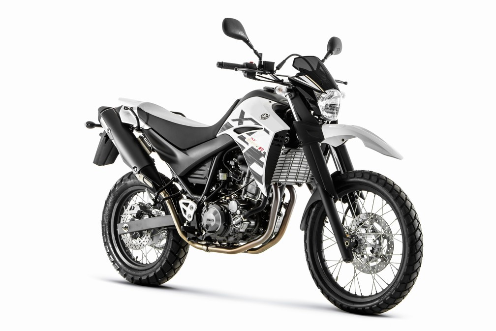 Yamaha XT 660R (Foto: Yamaha/Divulgação)