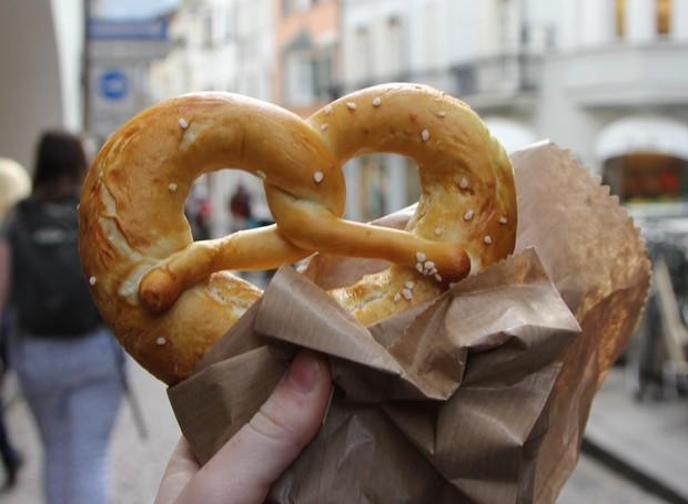 Pretzel Alemanha (Foto: Thinkstock)