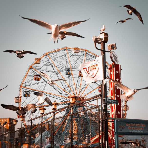 Coney Island (Foto: Behind The Scenes NYC)