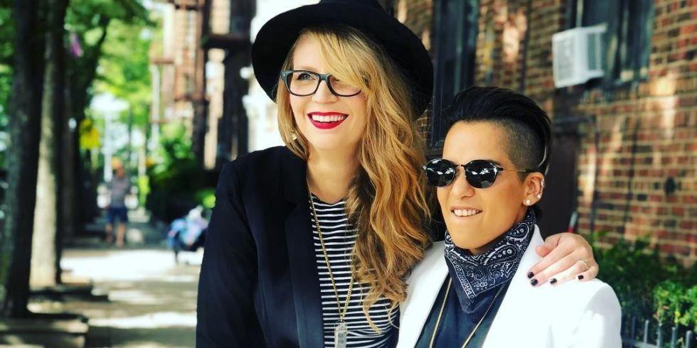 Vicci Martinez e Emily Tarver (Foto: Reprodução/Instagram)