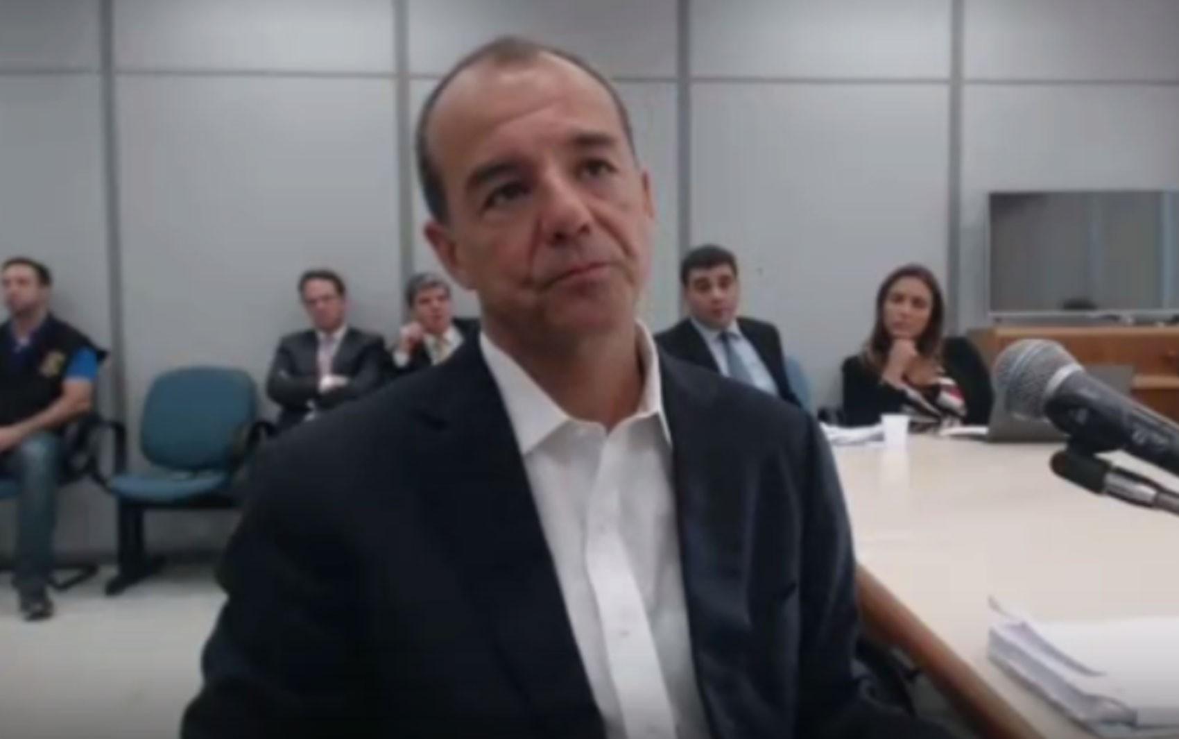 Justiça adia interrogatório de Sérgio Cabral em processo da Lava Jato que investiga desvios no Sistema S