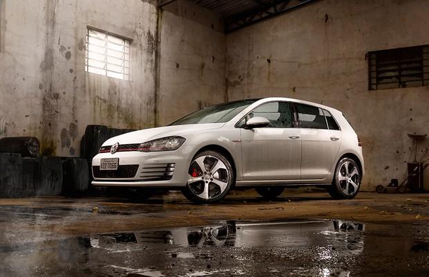 Volkswagen Golf R >> Teste: Volkswagen Golf GTI 2.0 nacional - AUTO ESPORTE ...