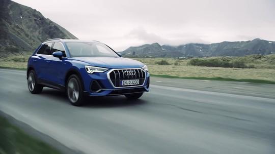 Audi Q3 ficará maior segunda geração; FOTOS