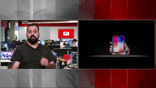 iPhone X é anunciado; modelo elimina botão 'home' e traz display sem bordas e com reconhecimento facial